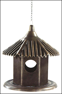 Sell hanging bird house closed box