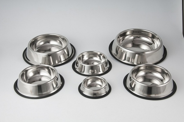No-Tip Anti-Skid Bowls