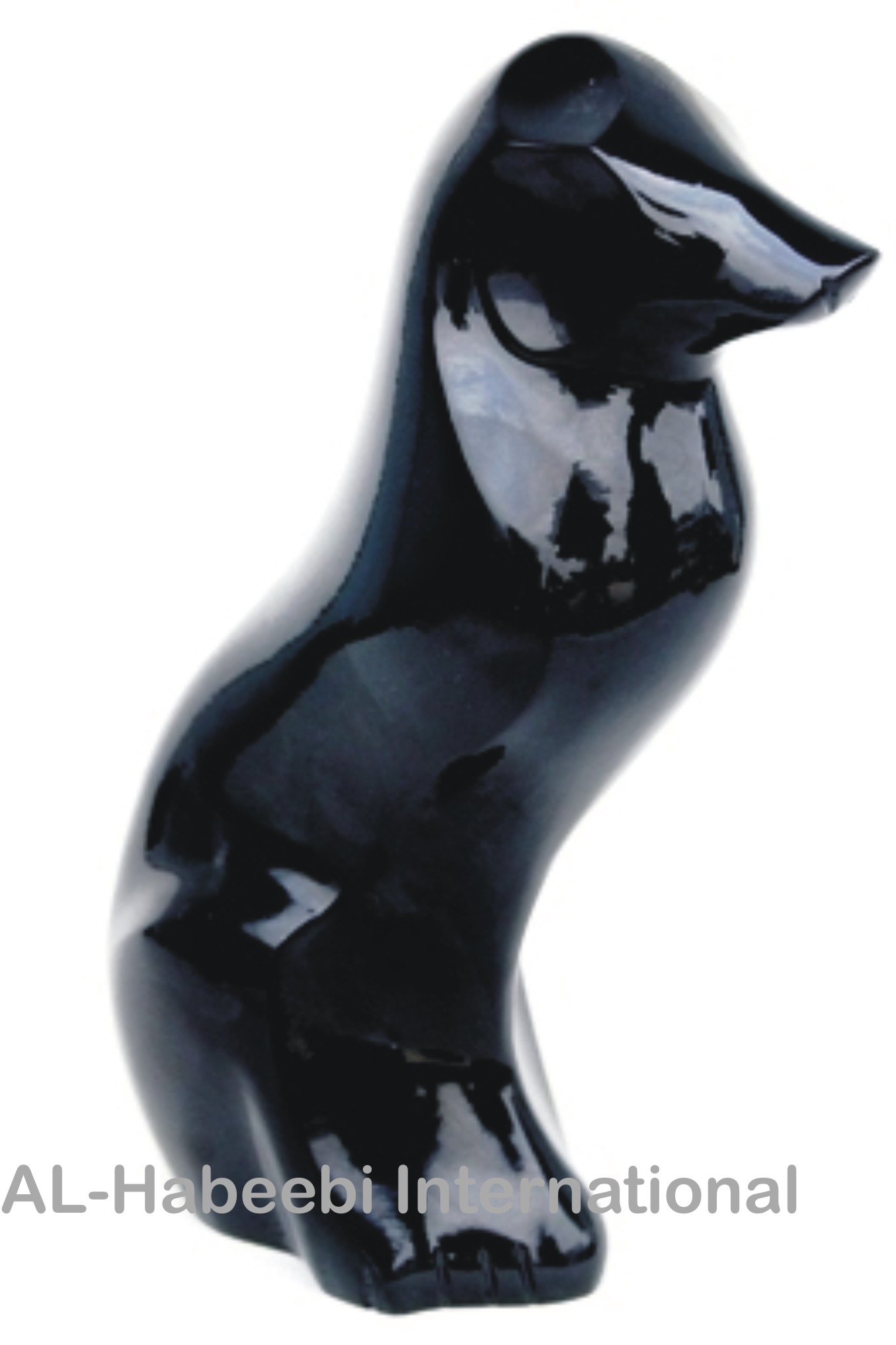 Dog Shaped Pet Funeral Urn