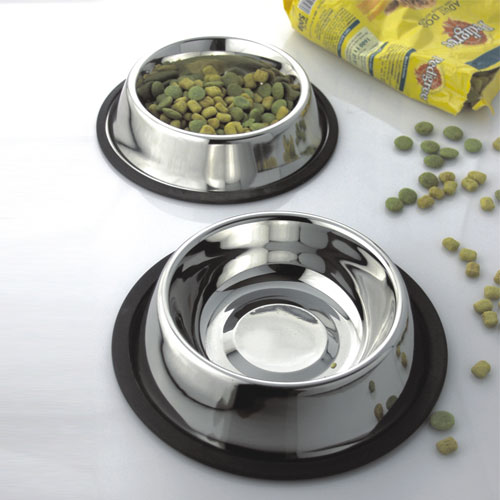 DOG BOWL STAINLESS VERY CHEAP PRICE