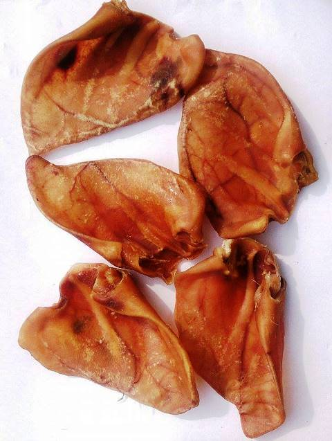 Dried Pig Ears