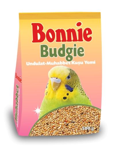 Bonnie Budgie (Budgerigar) Food