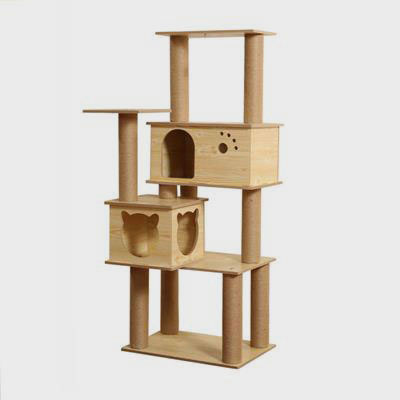 Pet Products, Cat Furniture, Cat tree Pet Cat Climbing 06-1153