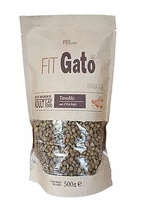 FITGato Cat Food with Chicken