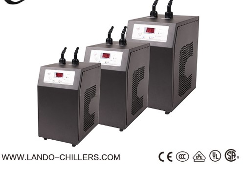 Best Aquarium Chillers for Marine and Fish Tanks with Mini Design LD-1/4HP