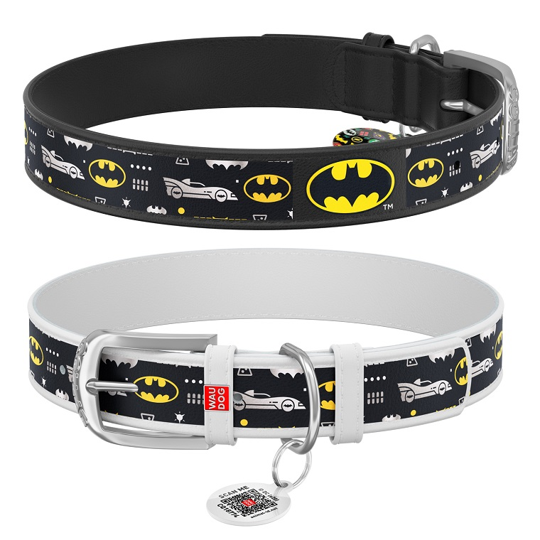 WAUDOG DC Comics (collars and leashes)