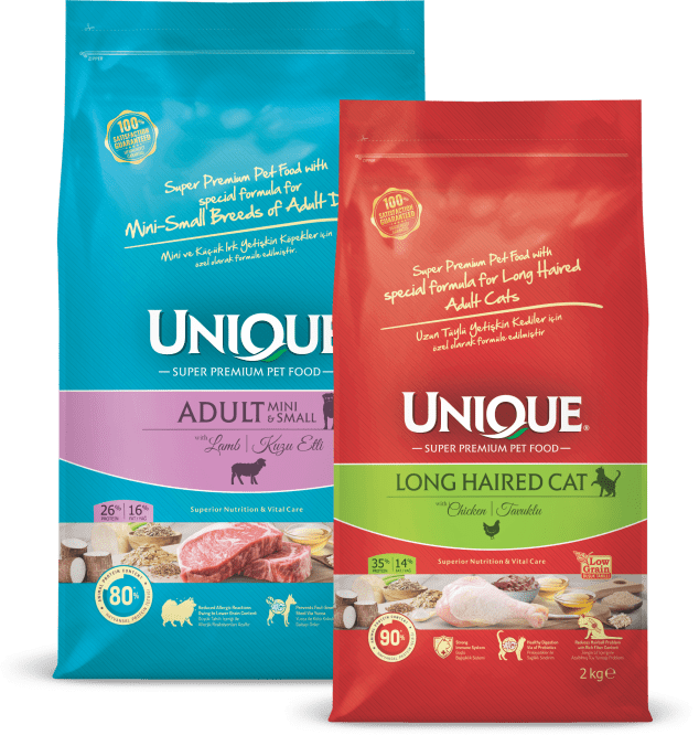 Unique Dog & Cat Food