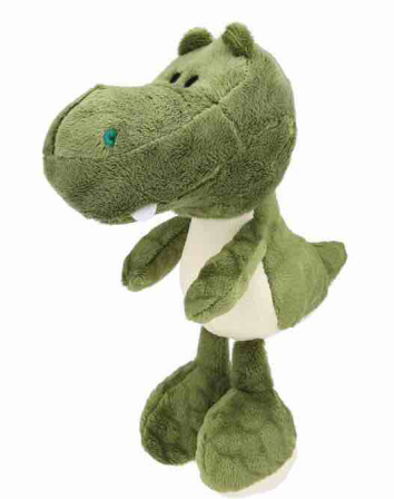 Plush Dog Toy Example 01