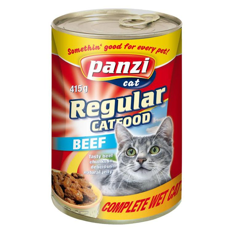 Panzi Canned food for cats
