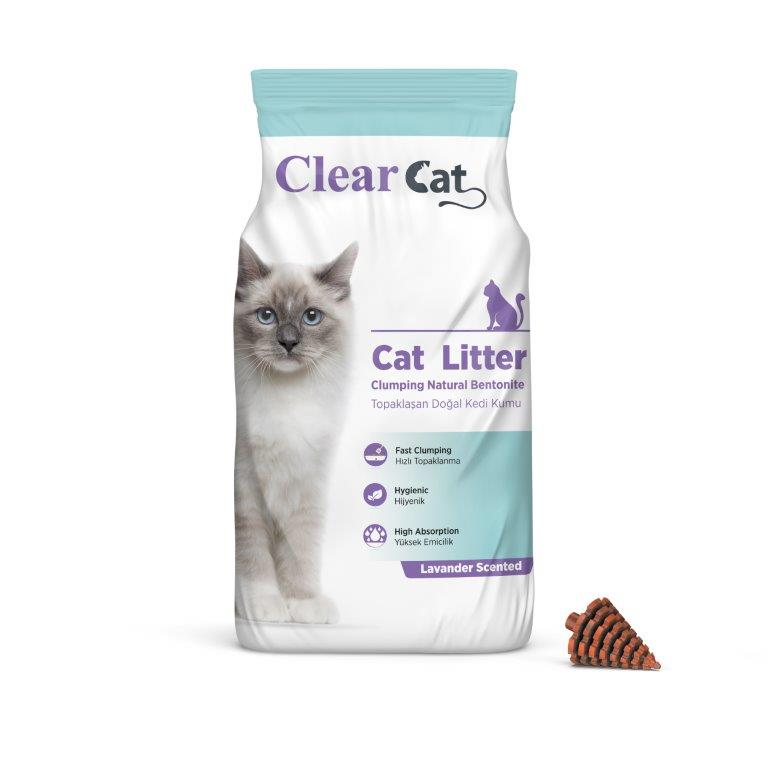 CLEARCAT CATROYALE CAT LITTER