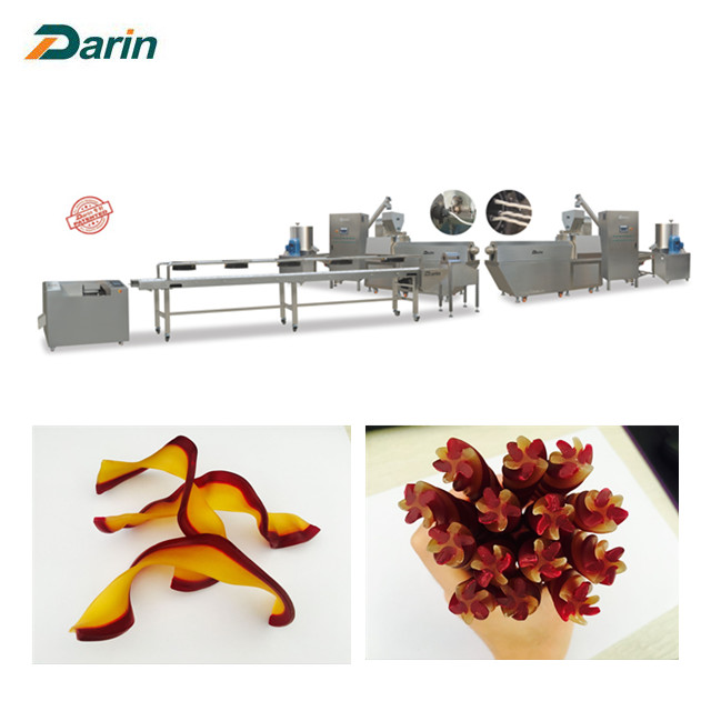 Dog Treat Extruding Line