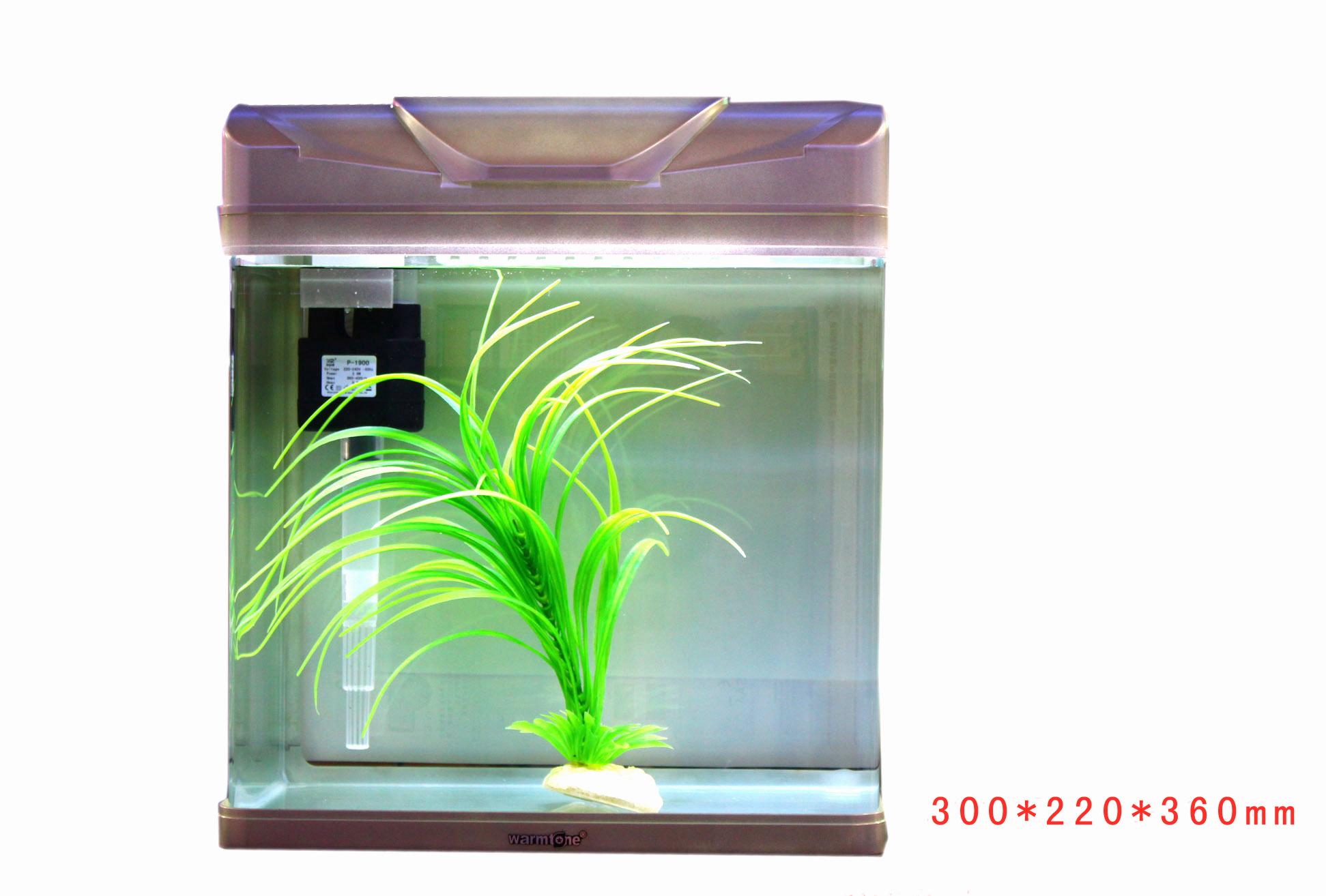 Aquarium fish tank china - Wt30 Aquarium Led Fish Tank