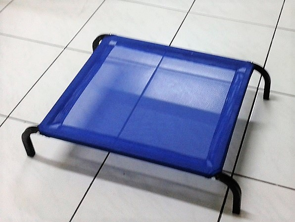Elevated Pet Bed, Dog Cot, Small Size