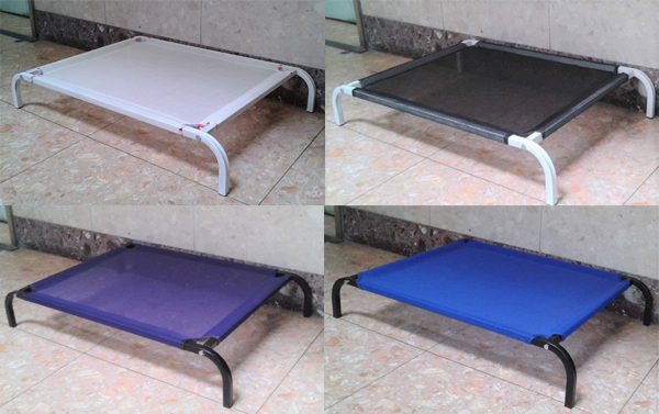Elevated Pet Bed, Dog Cot, Medium Size