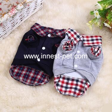 unique design cute pet dog POLO shirt dog clothes