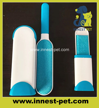 Amazon Hot selling Pet Cleaning Product dog fur removable brushes, pet brush