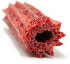 10 Ridges Porous Large Dog Chews