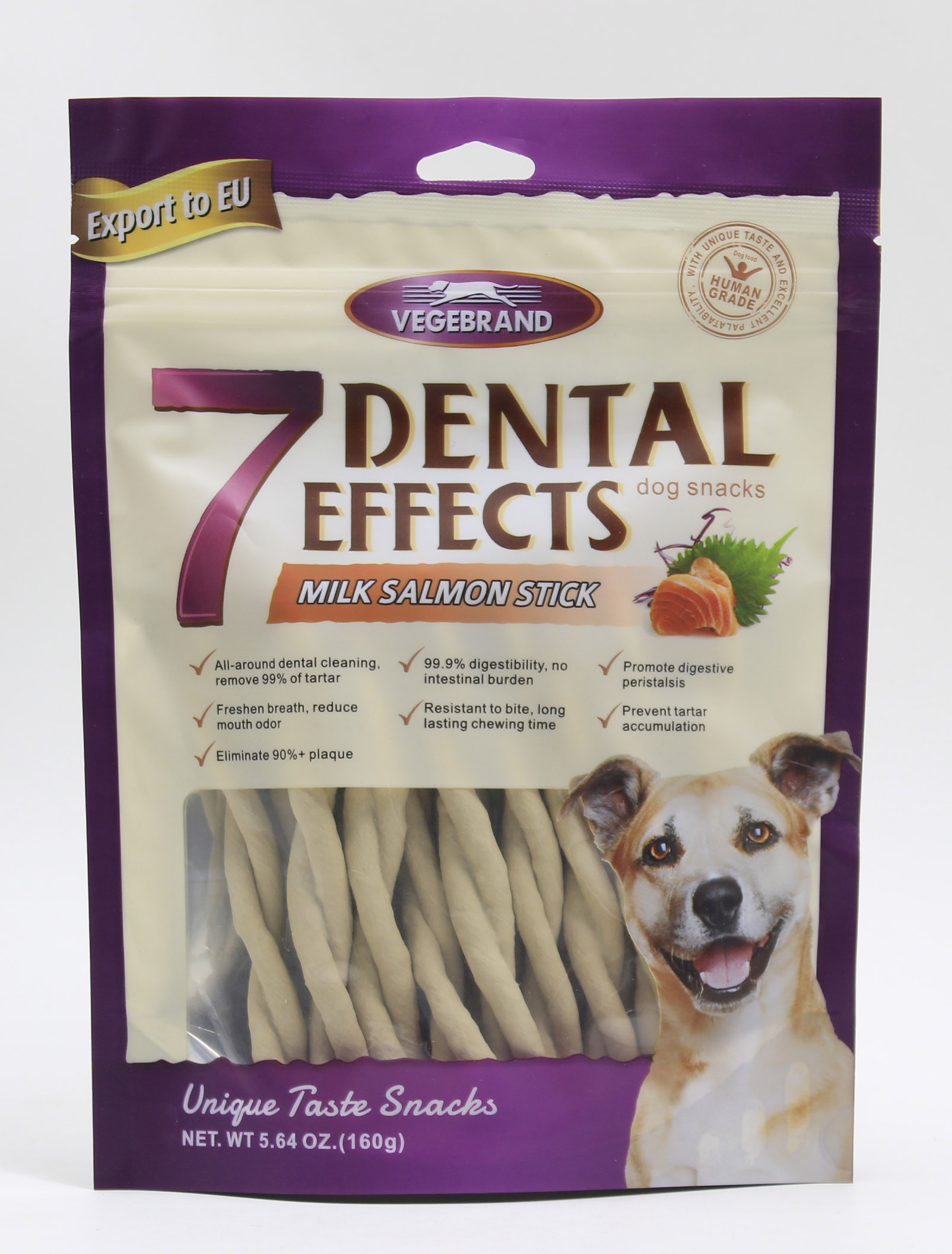 Avocado-Like Twist Dog chews