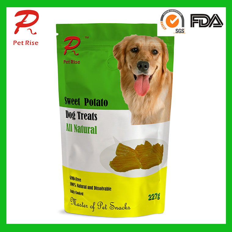 All Natural Dried Sweet Potato Dry Dog Food