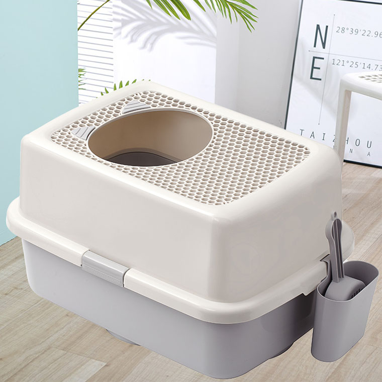 Smart Paws Top Entry Cat Litter Box